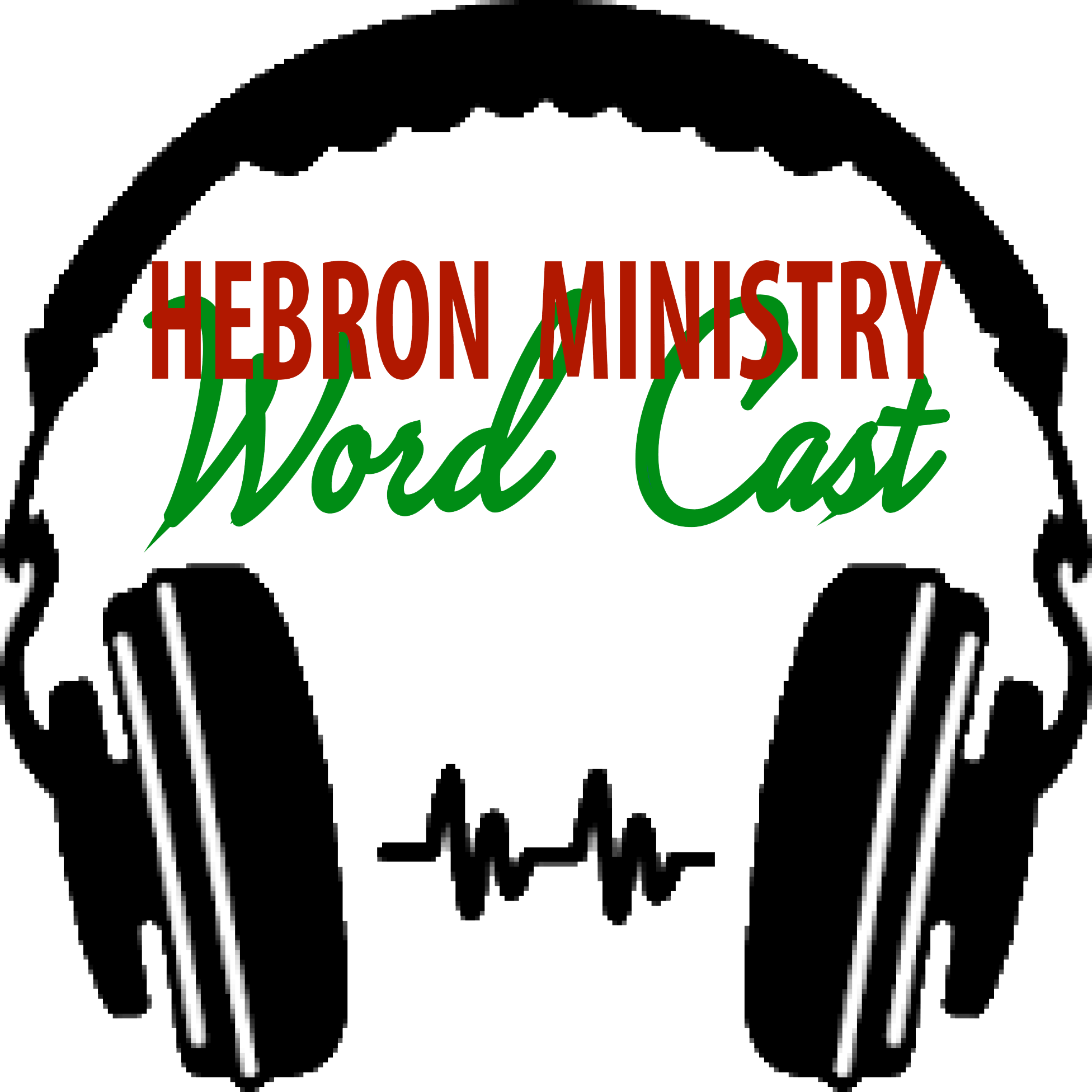 Hebron Ministry Word Cast Logo