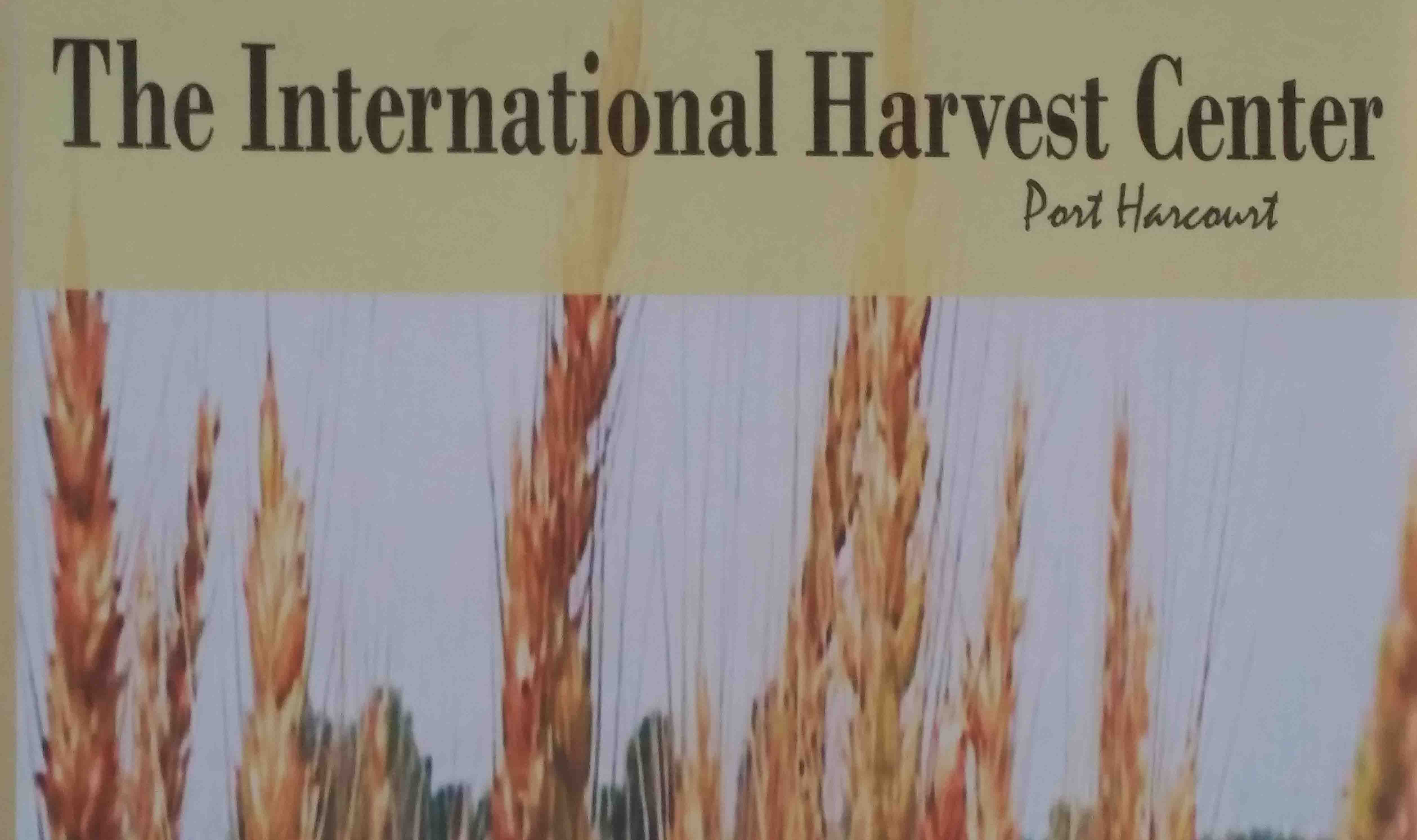 The International Harvest Center Logo